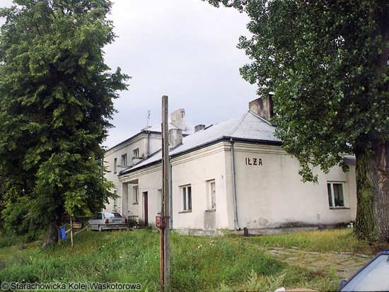 iłżecki dworzec